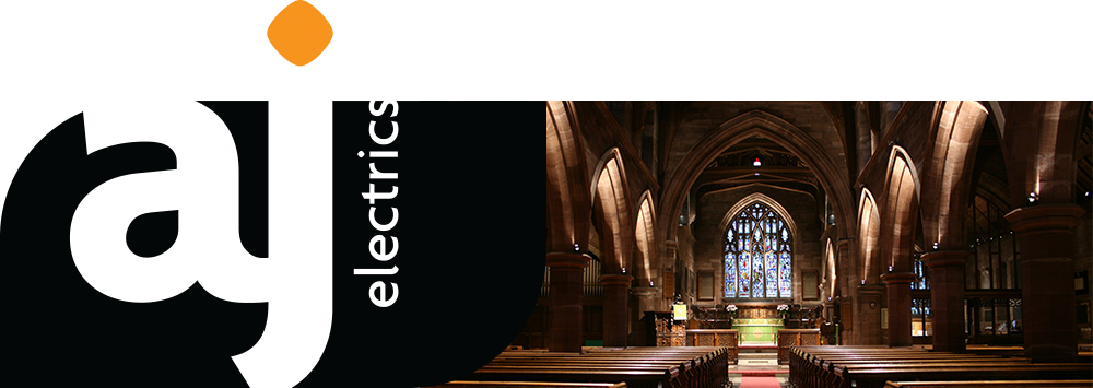 AJ Electrics Church Lighting